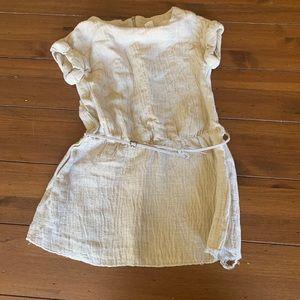 Zara Kids Tan Dress